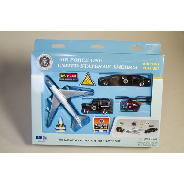 Just for Kids Air Force One Play Set