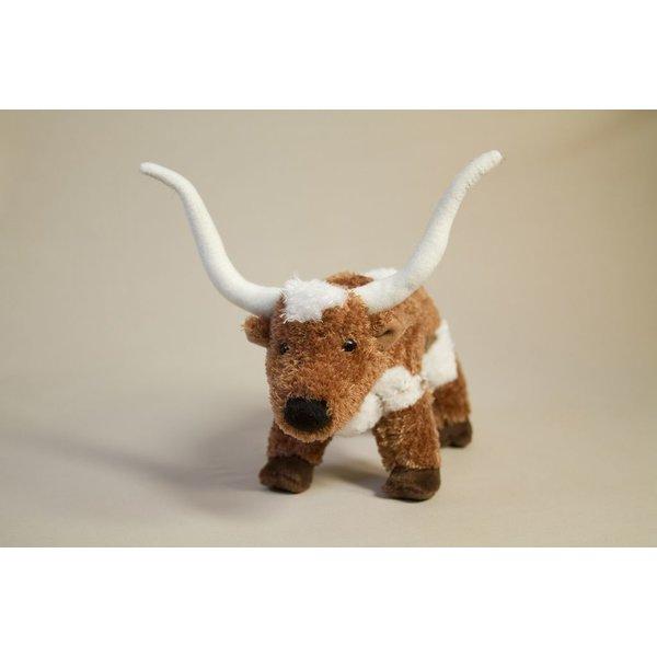 Just for Kids Longhorn Plush