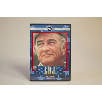 All the way with LBJ LBJ: AMERICAN EXPERIENCE DVD