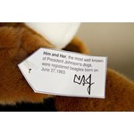 Just for Kids Beagle Plush - Small