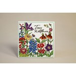 Texas Traditions WILDFLOWERS OF TEXAS TRIVET