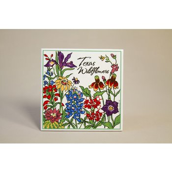 Austin & Texas Wildflowers of Texas Trivet