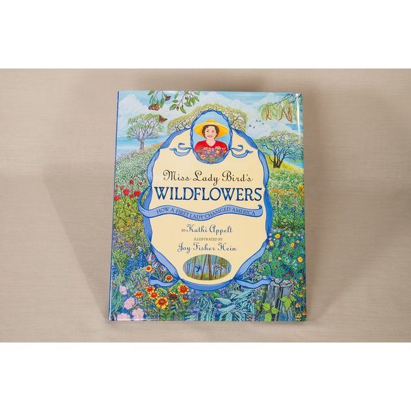 Lady Bird MISS LADY BIRD'S WILDFLOWERS HARDCOVER