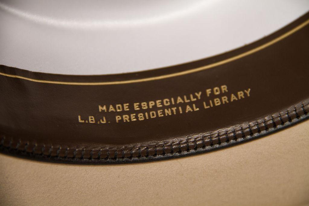 All the way with LBJ LBJ s OPEN ROAD RESISTOL HAT - The Store at LBJ b73a43f3de4