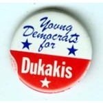DUKAKIS *YOUNG DEMOCRATS*