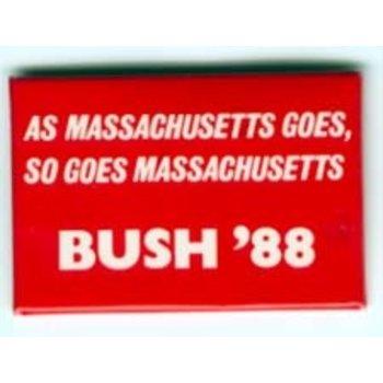 GHW BUSH MASSACHUSETTS