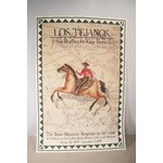 Texas Traditions LOS TEJANOS POSTER