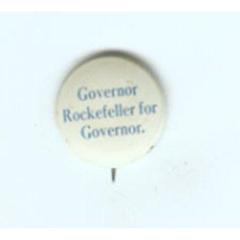ROCKEFELLER FOR GOVERNOR