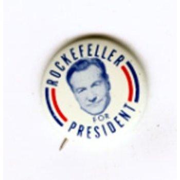 Small Rockefeller For Pres