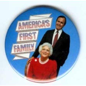 GHW Bush America's 1st Family