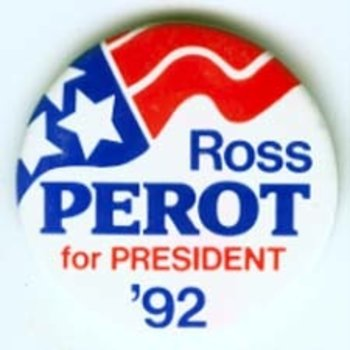 Perot For Pres '92