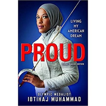 sale-PROUD (Young Reader's Edition) by Ibtihaj Muhammad