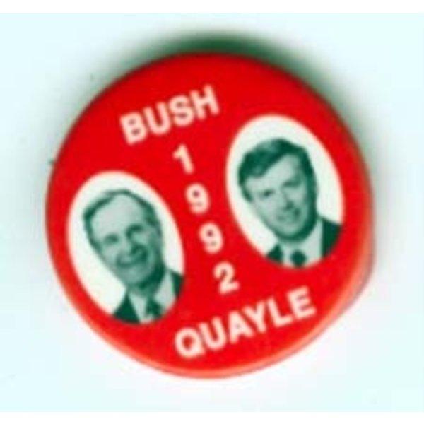 RED GHW BUSH 1992 QUAYLE