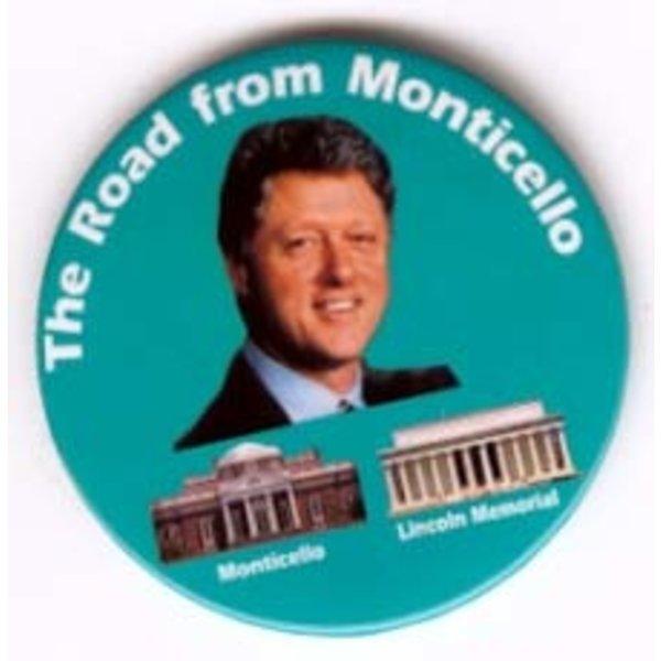 CLINTON ROAD TO MONTICELLO