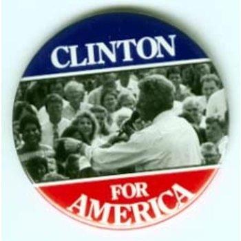 CLINTON FOR AMERICA