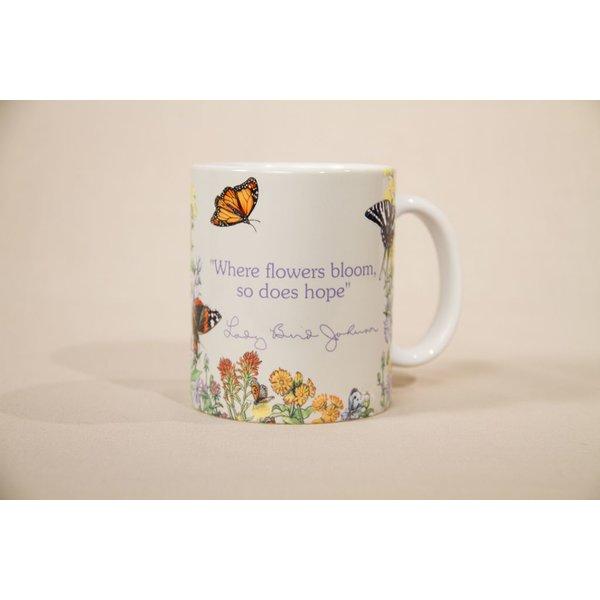 Lady Bird Lady Bird Wildflower Mug