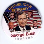 GHW BUSH INTREGRITY '92