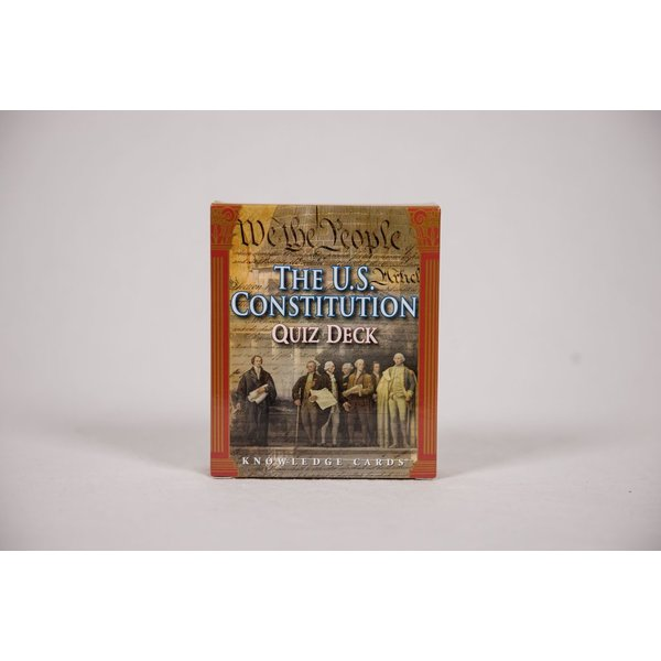 Americana US Constitution Knowledge Cards