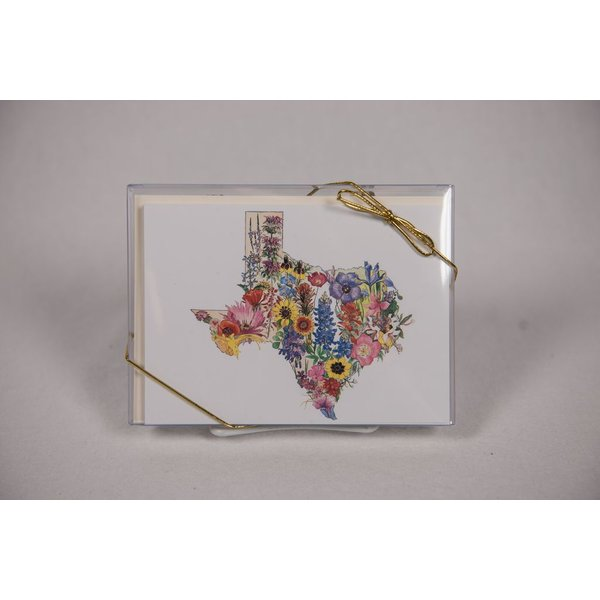 Texas Traditions NOTECARDS-SPRINGTIME IN TEXAS