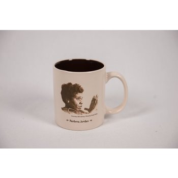 Civil Rights BARBARA JORDAN MUG