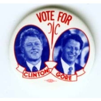 VOTE FOR CLINTON GORE
