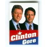 CLINTON GORE RECTANGLE '92
