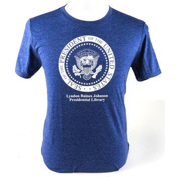 LBJ Presidential Seal Tshirt