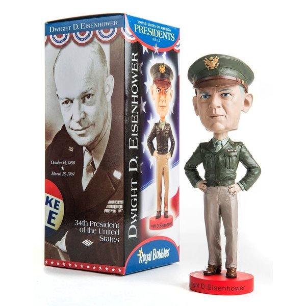 DWIGHT EISENHOWER BOBBLEHEAD