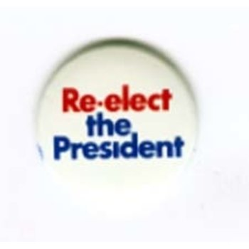Nixon Re-Elect The Pres