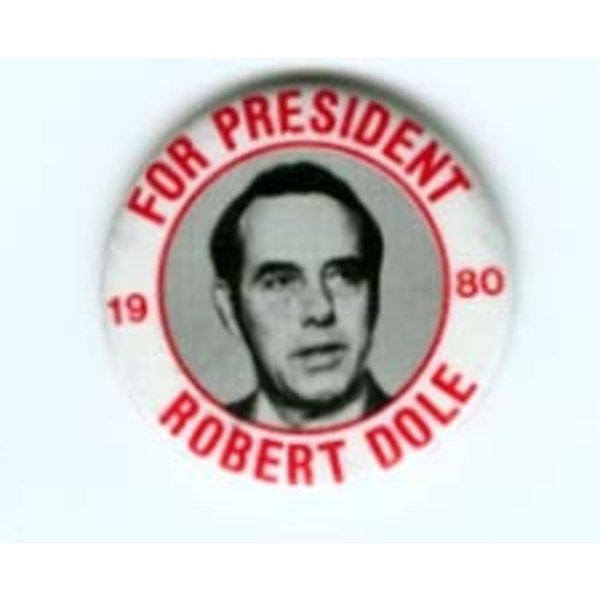 DOLE FOR PRES 1980