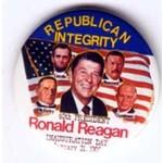 REAGAN REPUBLICAN INTERGRITY