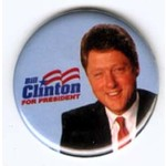 BILL CLINTON for PRES