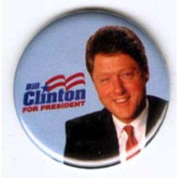 BILL CLINTON for PRES