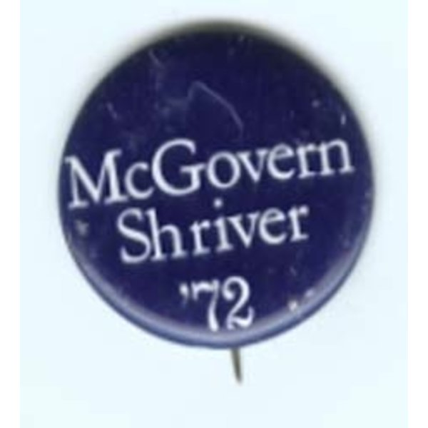MCGOVERN SHRIVER '72