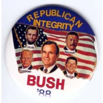 BUSH 88 REPUBLICAN INTEGRITY