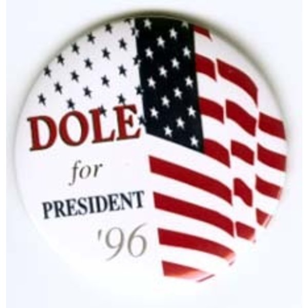 DOLE FOR PRES '96