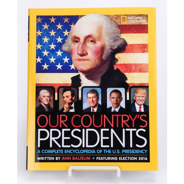 Americana National Geographic: Our Country's Presidents by Ann Bausum HB