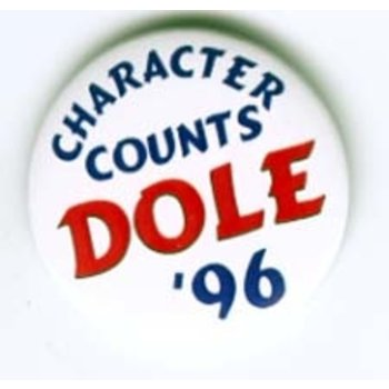 DOLE CHARACTER COUNTS 96