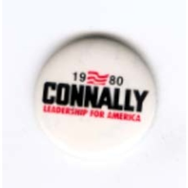 CONNALLY 1980 LEADERSHIP