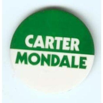 CARTER MONDALE 1 1/4