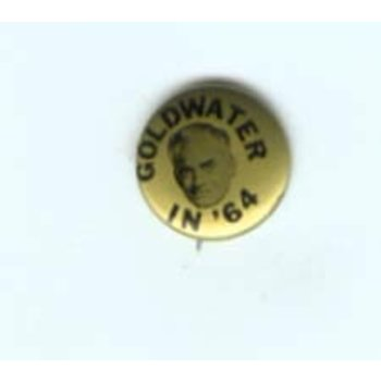 GOLDWATER IN '64 LITHO