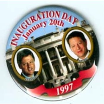 Clinton Inauguration Day 1997