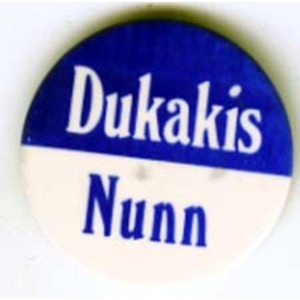 DUKAKIS NUNN