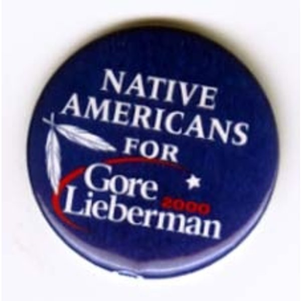 GORE LEIBERMAN Native Americans
