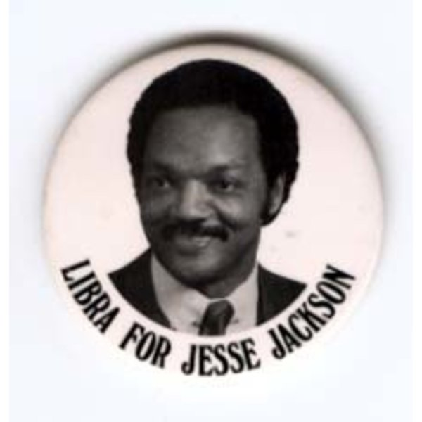 LIBRA FOR JESSIE JACKSON