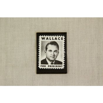 Wallace For President Stamp