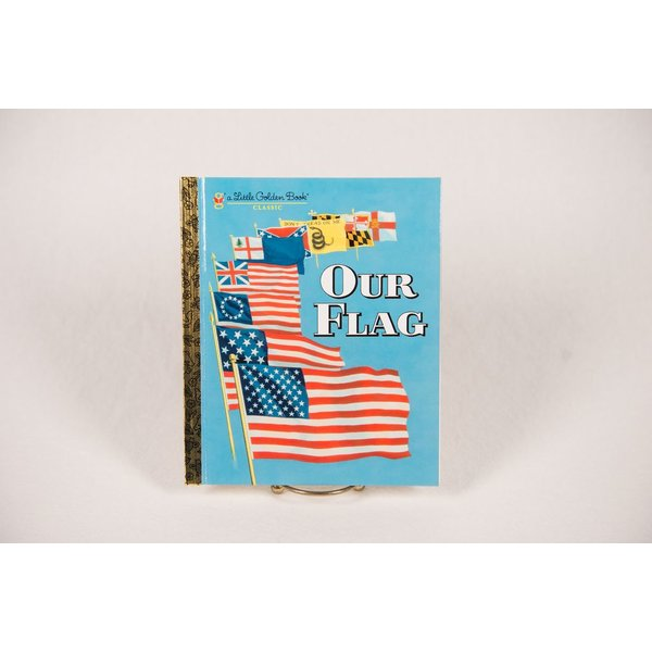 Just for Kids Little Golden Book: Our Flag HB