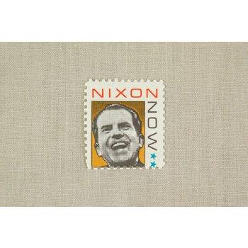 Nixon Now Campaign Stamp