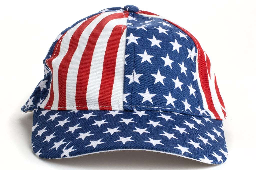 3a0fa4ed2bc USA FLAG BASEBALL CAP - The Store at LBJ