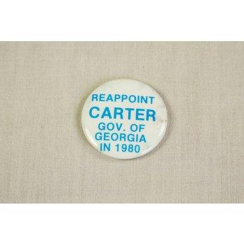 REAPPOINT GOV. CARTER
